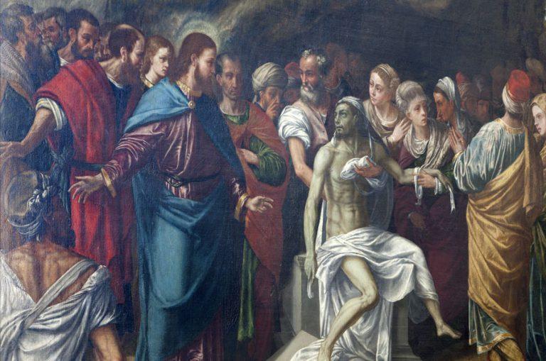 התמונה כספר – האמנות הנוצרית